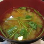 68462095 - 味噌汁