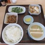 竹内食堂 - 料理写真:今回食べたもの