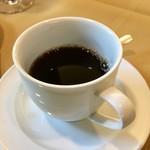 コンチネンタルルーム - コーヒー 500円