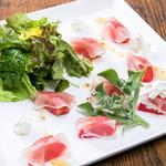 創菜美 空海 - フルーツトマトサラダ
