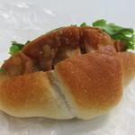 津かわげベーカリー - 料理写真:津ぎょうざドッグ