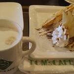 トムズ カフェ -
