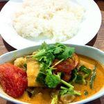 ヤミツキカリー 西池袋店 - 大地の恵みの野菜カリー