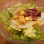 ヤミツキカリー 西池袋店 - サラダ(ランチ)