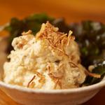大衆食堂 山 - 自家製ポテトサラダ
