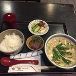 ぎをん 常盤 - 常盤定食 ¥1,050-