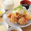 machinogohanyagattsuritei - 料理写真:からあげ定食