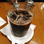 サモアール - アイスコーヒー