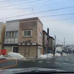 梅乃寿司 - 観光客の皆様へ。ここを入ります!徒歩3分位かな。