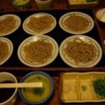 左京 - 皿そば3皿