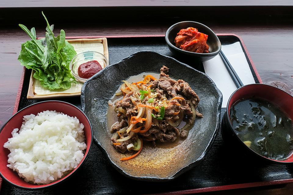 韓軽食Cafe BFH