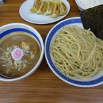 大勝軒ROSSO - 料理写真:つけ麺(730円)+麺大盛り(100円)