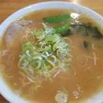 中華飯店 紅来 - 料理写真:みそラーメン 630円
