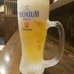 68473368 - 生ビール(150円)