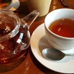 喫茶うえのだん - かつやま紅茶
