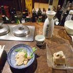 浅草一文 - 出刃桜7文とおきまり酒膳7文