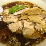 レストランけやき - チャーシュー麺 680