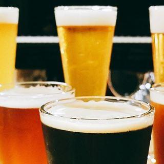 クラフトビールが人気!