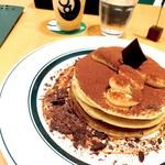 カフェ&パンケーキ gram - ティラミスパンケーキ