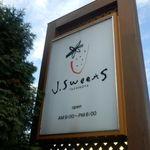 J.SWEETS - ショップサイン