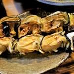 福よし - 初夏・最高の牡蠣 串焼き