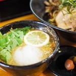麺屋 Rock - 冷製おろしつけ麺