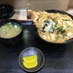 富士 - 天玉丼(てんぎょくどん)