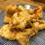 うどん職人さぬき麺之介 - 鶏天