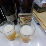 井上竹商店 - 瓶ビール