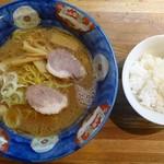 天鳳 - 醤油ラーメン