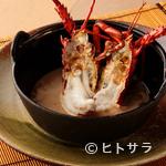 鎌倉山 - 海老を丸ごと豪快に使用。濃厚なダシを味わえる『伊勢海老のブイヤベース』