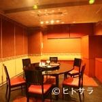 中華料理 瀋陽飯店 - 中華と言えば丸いテーブル