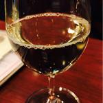 68491951 - おすすめグラスワイン白¥400(happy hour)