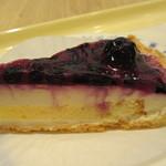 68492015 - 北海道クリームチーズのレアチーズタルト 390円