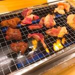 元祖あみやきどり萬福食堂 - 料理写真: