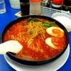 来来亭 - 料理写真:旨辛麺[830円](バリ辛)