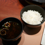68494795 - 土鍋炊き銀しゃりご飯