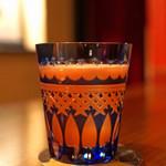 バー・サルバドール - ドリンク写真:西瓜とウォッカのカクテル