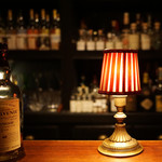バー・サルバドール - 素敵なランプですね