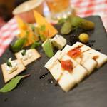 オペラ - チーズ盛り