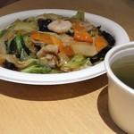 胡弓 - 中華丼