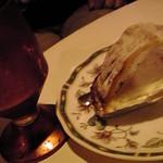淳 - シューケーキとアイスダッチコーヒー