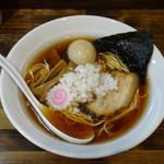 八王子 響 - 料理写真:味玉ラーメン