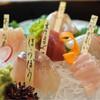 番屋ながさわ - 料理写真:本日の刺身盛り  1人前1800円