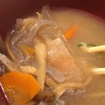 68501545 - misoスープ