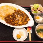 酒菜 刀削麺