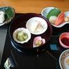 猿倉温泉 - 料理写真:晩ごはんスタート。