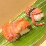 金太郎寿し - 赤貝