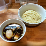 68506422 - 味玉醤油つけ麺