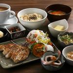 カフェ•レストラン きんぎょ食堂だいず - 料理写真: